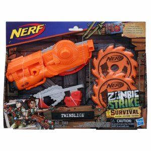 Nerf Zombie Strike Survival System Twinslice Only $7.88!