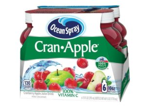 Ocean Spray Juice Drink, Cran-Apple (Pack of 6) Only $2.99!
