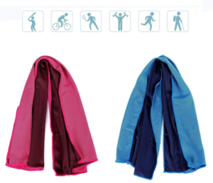 Pack of 2 Cooling Towels Only $4.98!