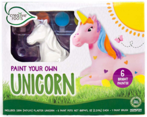 Paint Your Own Unicorn Kit Only $3.99!