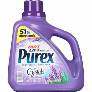 Purex Liquid Laundry Detergent, 100 Loads Only $6.99!