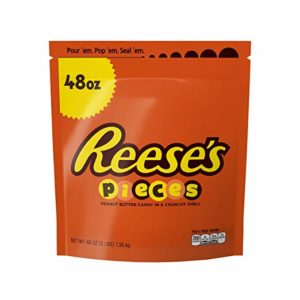 Reese's Pieces Candies, 48 oz as low as $6.35 Shipped!