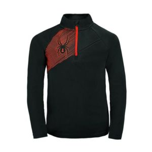 Spyder Boys' dryWEB 1/4 Zip Jacket Only $25 Shipped!