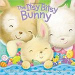 The Itsy Bitsy Bunny Board Book Only $0.98 (Reg. $6)!!