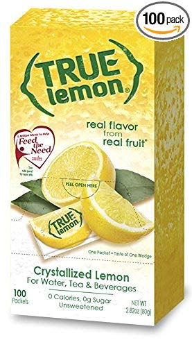 True Lemon Drink Mix 100-Count as low as $5.51!