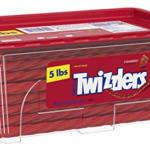 YUM!! Twizzlers Twists 5-Pound Container as low as $7.64!