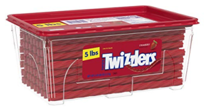 Twizzlers Twists 5-Pound Container as low as $10.19!