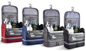 Waterproof Hanging Travel Toiletry Bag Only $12.99!
