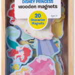 Melissa & Doug Disney Princess Wooden Magnets Only $7.61!