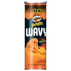 Meijer: Pringles Wavy Only $0.98!
