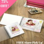 $1.75 Photo PrintBook + FREE Store Pick Up at Walgreens!