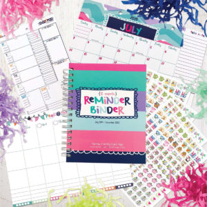2019-2020 Planner Power Bundle Only $19.95!