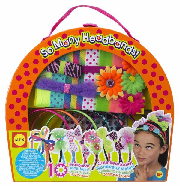 ALEX Toys DIY Wear So Many Headbands Kit