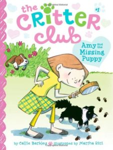 Amy and the Missing Puppy (The Critter Club) Only $1.99!