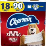 Charmin Ultra Strong Clean Touch Toilet Paper In Stock!