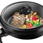 Chefman 3-IN-1 Electric Indoor Grill Pot & Skillet Only $25.50!