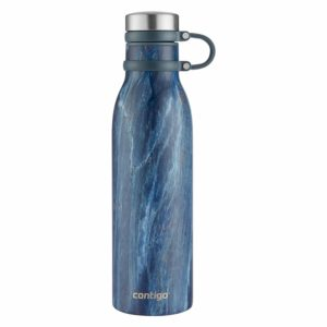 Contigo Couture Vacuum-Insulated Stainless Steel Water Bottle, 20 oz Only $9.99!