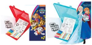 Crayola Color Wonder Travel Coloring Kit as low as $7.87!