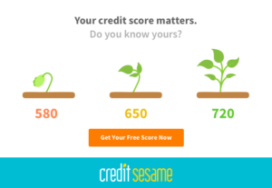 FREE Credit Score and Savings Advice from Credit Sesame