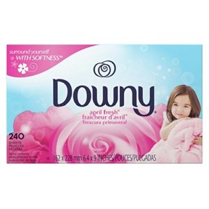 Downy Fabric Softener April Fresh Sheets, 240 count Only $5.81 Shipped!
