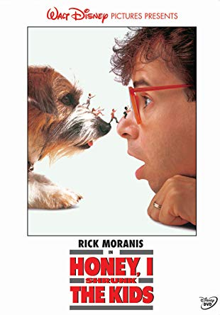 Honey, I Shrunk the Kids on DVD Only $3.99!
