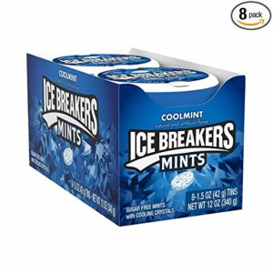 ICE BREAKERS Sugar Free Mints, 8-Pack as low as $8.48 Shipped!