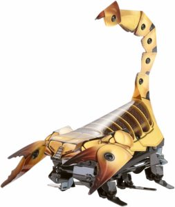Kamigami Scarrax Robot WAS $50, NOW $9.98!!