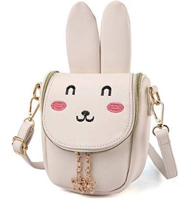 Kids Bunny Purse