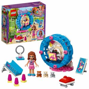 LEGO Friends Olivia's Hamster Playground Building Kit Only $7.99! Best Price!