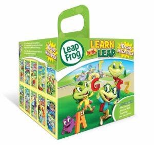 Leapfrog 10-dvd Mega Pack Only $21.53! ($2.15 each)