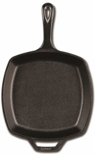 Lodge Cast Iron Square Skillet Only $12.59!