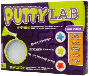 Make Your Own Putty Set with Glow Putty