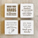 Set of 2 Funny Bathroom Signs Only $14.99 Shipped!