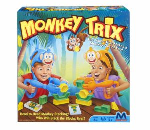 Monkey Trix Family Board Game was $19.96, NOW $3.96!