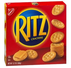 Meijer: Nabisco Ritz Crackers Only $1.29!