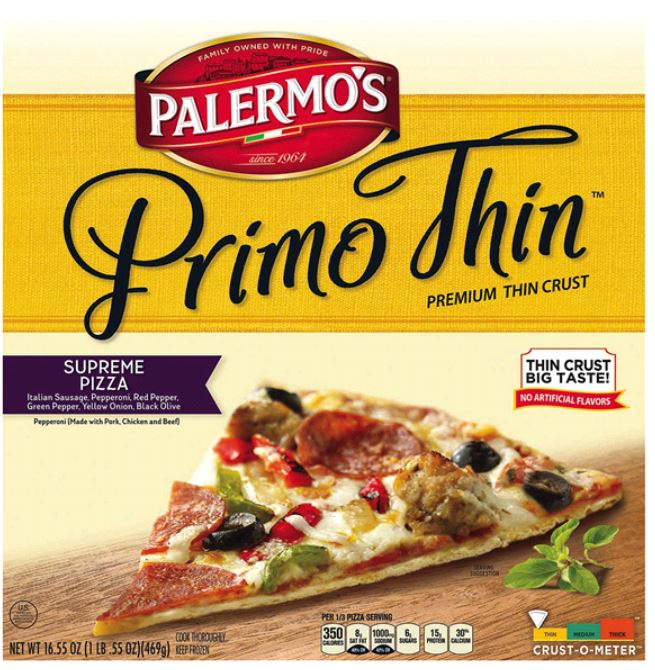 Meijer: Palermo's Primo Thin Pizza Only $1.50!