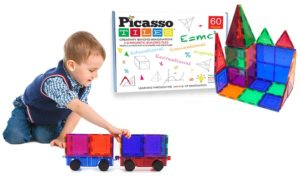 Picasso Tiles 60-Piece Color Block Set Only $29.99!
