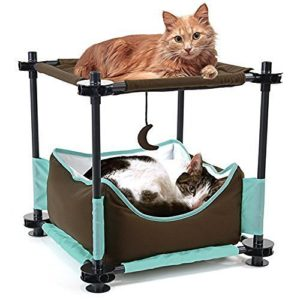 Steel Claw Sleeper Cat Bed Furniture – $23.99!