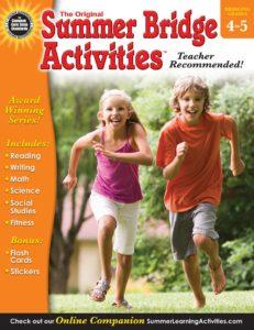 Summer Bridge Activities Workbook, Grades 4-5 Only $8.10!