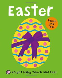 Touch and Feel Easter Board Book Only $2.00!