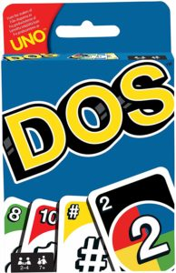 UNO DOS Card Game Only $4.97!