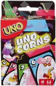 UNOcorns Card Game Only $3.49! Easter Basket Idea!