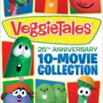 VeggieTales 25th Anniversary 10-Movie Collection Only $14.99!!