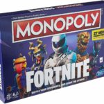 Monopoly: Fortnite Edition Board Game Only $13.99!