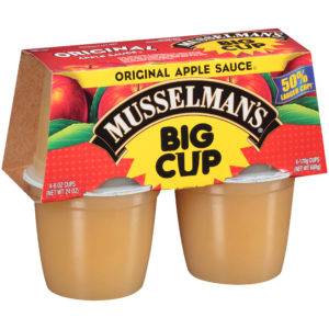 Musselman's Applesauce Deal at Kroger!