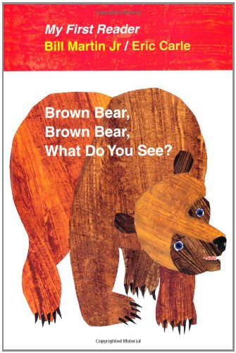 Brown Bear, Brown Bear, What Do You See? Book Only $4.99!