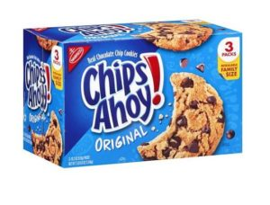 Sam's Club: Chips Ahoy! Cookies, 3 Family Packs Only $5.23!