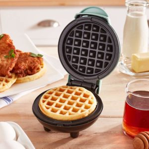 Dash Mini Waffle Maker Only $8.99!