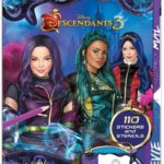 Disney Descendants 3 Fashion Design Sketchbook Only $9.99!