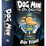 Dog Man: The Epic Collection (Books #1-3) Only $12.67!